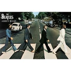 The Beatles- Abbey Road Poster Print, 36x24 Collections Poster Print, 36x24 $0.20