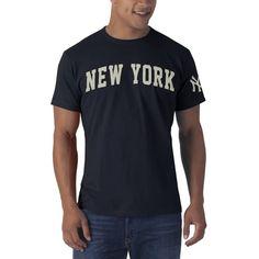 8d0f88d80ec8ed New York Yankees XL Men's 47 Brand Fieldhouse Navy T-Shirt Tee Detroit Game,