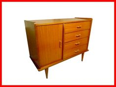 BUFFET COMMODE VINTAGE ANNEES 60 / 70