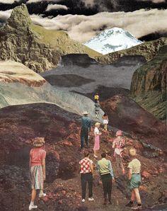 Ben Giles - Collage