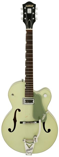 Gretsch Electric Guitar | 1960 Anniversary Two Tone Green | Rainbow Guitars