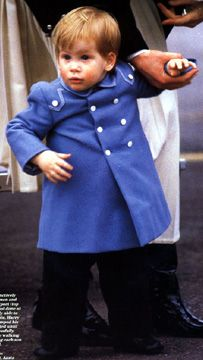 *PRINCE HARRY ~ Prince Harry as a toddler