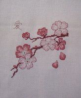 Blackwork Blossom by