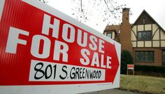 Has the median home price in Ferguson really increased 150 percent in the last year?