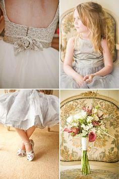 Love this ballerina-style wedding dress!  Schnittmuster: http://www.kostenlose-schnittmuster.de/kinder-baby-linkliste/