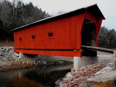 Picture of Bible Covered Bridge posted in the Morristown, TN