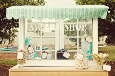 Cute for candy display for a wedding or any party