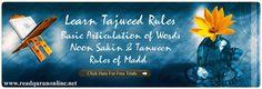online quran reading free trial lessons  tajweed