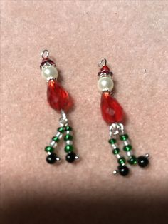 One of my elf earrings