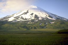 part of the Aleutian Island chain, has 40 or so inhabitants