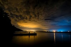 Foto Trieste - Trieste by night