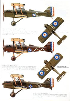 Royal Aircraft Factory SE5a