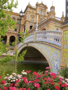 Sevilla, Spain Beautiful place to visit!