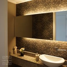 Project and Wallpaper Installation