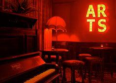 The Arts Theatre Club