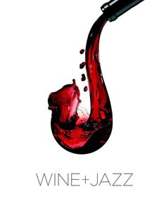 Jazz and blues winery // poster design, typography, illustration, graphic design, editorial Design Visual, Graphisches Design, Creative Design, Flyer Design, Design Ideas, Wine Design, Smart Design, Clean Design, Design Elements