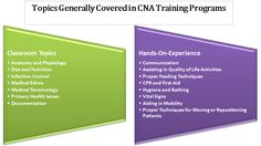 What is Covered in CNA Training Classes? - A Student's Guide