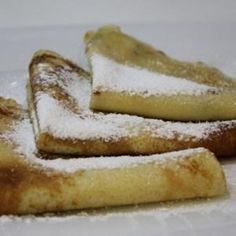Vegyes palacsintaízelítő - Megrendelhető itt: www.Zmenu.net - A vizuális ételrendelő. French Toast, Breakfast, Food, Morning Coffee, Eten, Meals, Morning Breakfast, Diet