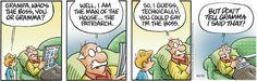 Pickles Comic Strip, October 10, 2013 on GoComics.com