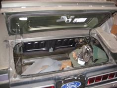 Rare Shelby Mustang GT 500 unearthed under 40 years