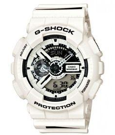Maharishi-Casio-Ghock-GA-110-b • Eminem Berzerk Watch