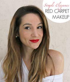 Simple Elegance Red Carpet Makeup Tutorial