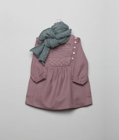 Nícoli, colección bebé niña otoño-invierno 2014-15