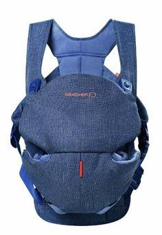 #bebe Bébé Confort 26506960 – Portabebés, color azul (divine denim)