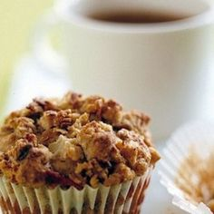 Pear-and-Granola Muffins-making these today, we'll see how they turn out!