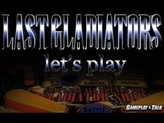 Let's Play Last Gladiators Pinball (for the Sega Saturn)!
