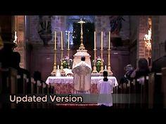 ¡VÍDEO IMPACTANTE! Meditación sobre el Santo Sacrificio de la Misa | Adelante la Fe