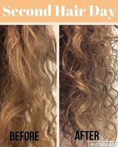 Hacks tips and tricks that'll combat the problems curly hair girls experience daily -- no more frizz!