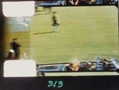 Zapruder film - Kennedy Assasination - Friday, November 22, 1963