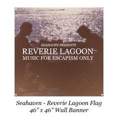 Seahaven - Reverie Lagoon 46x46 Flag
