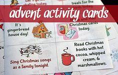 Catholic advent activity