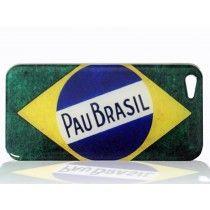 """Capa para Celular """"Pau Brasil"""" – Iphone 5"""