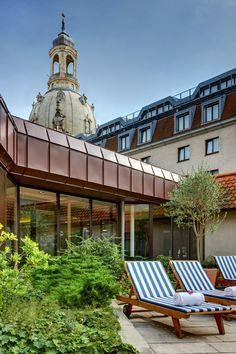 Hilton Dresden in Germany