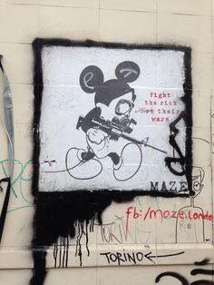 Political Mickey