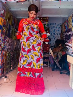 African Fashion Ankara, Latest African Fashion Dresses, African Print Fashion, Long African Dresses, African Print Dresses, African Fashion Traditional, African Print Dress Designs, Lace Dress Styles, African Attire