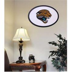 Jacksonville Jaguars 3D Wooden Wall Decor