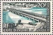 Ivry Coast - Abidjan Bridge