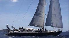 Used 1994 Royal Huisman 34m Luxury Sailing Yacht, Genova, Italy - 33480…