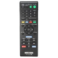 Control remoto blu-ray rmt-b119a apto para sony bdp-bx59 bdp-s390 bdp-s590