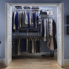 Closet e organização