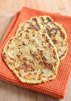 Slimming Eats Sweet Potato Naan Bread - gluten free, dairy free, paleo, vegetarian, Slimming World friendly
