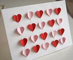 lots of handmade valentine ideas