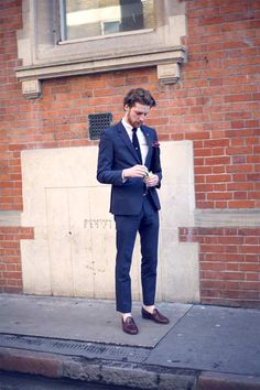 Fashion Photography – How to Photograph Men's Street Style
