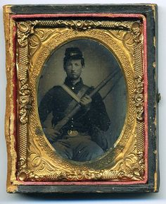 Union Infantry Soldier
