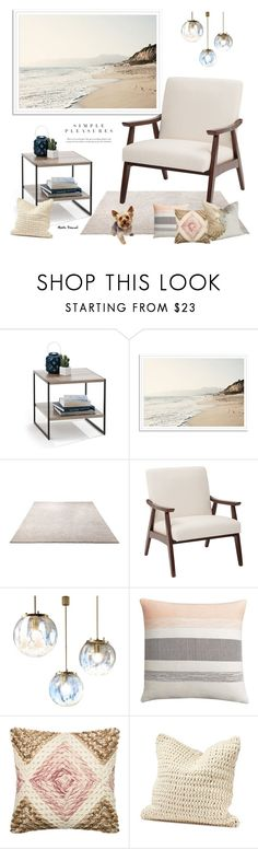 """""""Simple Pleasures 09.06.17"""" by maitepascual ❤ liked on Polyvore featuring interior, interiors, interior design, home, home decor, interior decorating, ESPRIT, cupcakes and cashmere, Loloi Rugs and Coyuchi"""