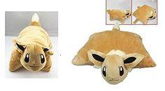 "Pokemon Eevee 16"" Soft Pillow Pet Pokémon http://www.amazon.com/dp/B00L7C6W8Y/ref=cm_sw_r_pi_dp_uP0lub04Z1G3S"